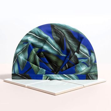 Pari Shower Cap - Tropical Blue