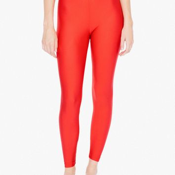 Nylon Tricot Leggings | American Apparel