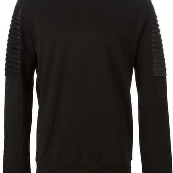 ICIKIN3 Versace Collection hard panel sweatshirt