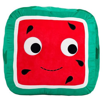 YUMMY WORLD XL Square Watermelon