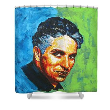 The Original Movie Star - Shower Curtain