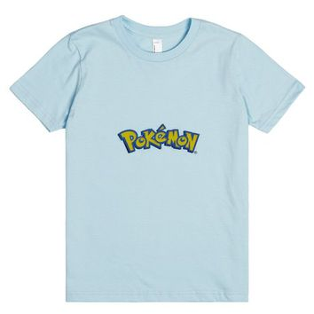 Kids Pokemon tee | Youth T-Shirt | SKREENED