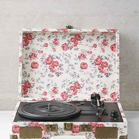 Crosley X UO Cruiser Briefcase Portable Vinyl Record Player- Cream One