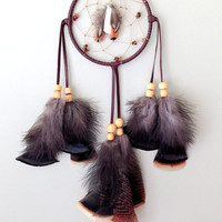Earth Tone Dream Catcher Native American