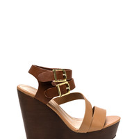 Double Agent Buckled Wedges