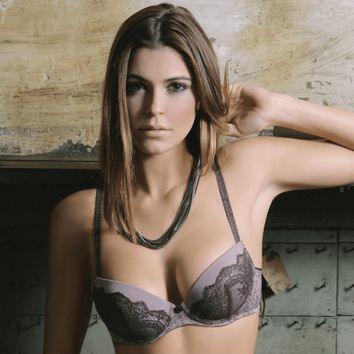 Molded Cup Push-Up Demi Bra Sassa Mode Lovely Moments