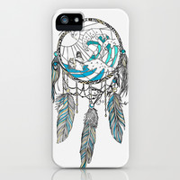 Dream Catcher iPhone & iPod Case by Huebucket