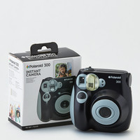 Polaroid Pic-300 Instant Camera, Black