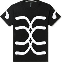 Black Structure A T-Shirt