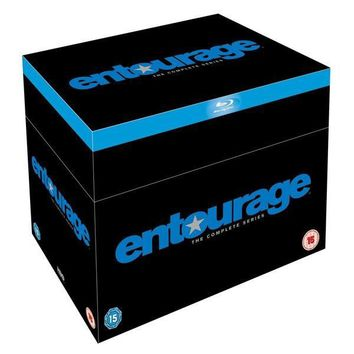 Entourage Complete Series on Blu-Ray