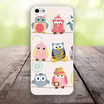 iphone 6 cover,Abundant expression owl iphone 6 plus,Feather IPhone 4,4s case,color IPhone 5s,vivid IPhone 5c,IPhone 5 case Waterproof 722