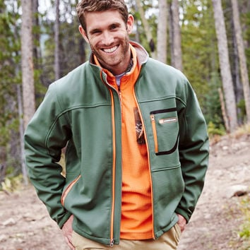 The Ridge FieldTec Softshell Jacket
