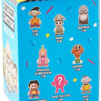 Titan Cartoon Network Collection #2 Single Blind Box Mini Vinyl Figure