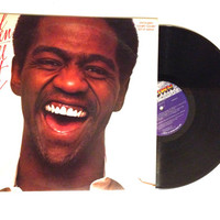 OCTOBER SALE LP Album Al Green Full Of Fire Vinyl Record Motown Funk Soul 1982 Reissue Soon As I Get Home