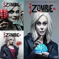 iZombie DVD Seasons 1-3 Set