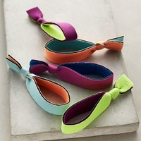 Neoprene Hair Ties by Anthropologie in Multi Size: One Size Hair