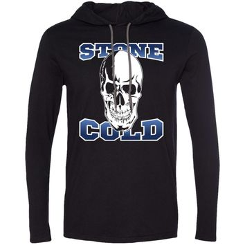 Stone Cold Steve Austin Stomping Mudholes Authentic T-Shirt (1)-01 987 Anvil LS T-Shirt Hoodie