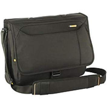NOB Targus TSM091US Meridian Messenger Case - Fits Laptops of Screen Sizes Up to 15.6 inches