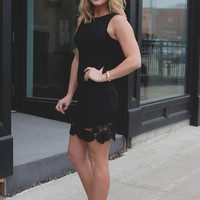 Pretty Little Thing Dress - Black