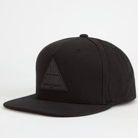 Neff X Cap Mens Snapback Hat Black One Size For Men 26092110001