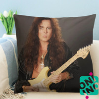 Yngwie Malmsteen Zippered Pillow Case, Cushion Case, Pillow case