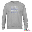 Harry Potter Spells Crewneck sweatshirtt