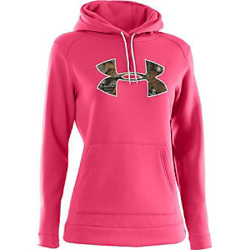 Under Armour Women's Tackle Twill Hoodie | Scheels