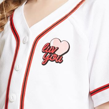 Girls Baseball T-Shirt (Kids)