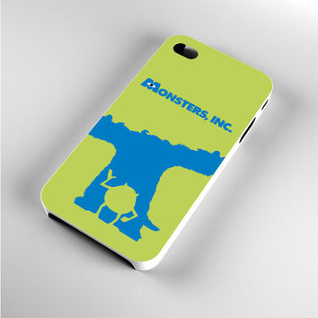 Monster Inc Sulley & Mike iPhone 4s Case