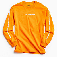 Wildroot False Hope Long Sleeve Tee - Urban Outfitters