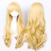 "80CM 30"" Long Wavy Cosplay Wigs from Vampire Knight"