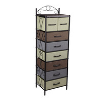 Household Essentials 8044-1 8-drawer Tower