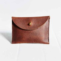 Forestbound Elliot Leather Wallet- Brown One