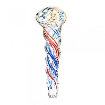 ASSORTED TWIST HAND PIPE 5""