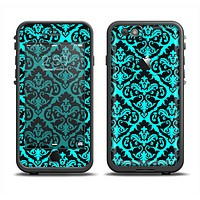 The Delicate Pattern Blank Apple iPhone 6 LifeProof Fre Case Skin Set