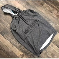 Nike just do it Fashion Sport Hoodie Top Sweater Pullover