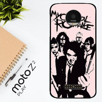My Chemical Romance V0460 Motorola Moto Z2 Play Case