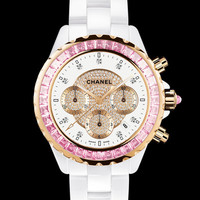 CHANEL - Watchmaking - J12 JEWELRY watch - H2161