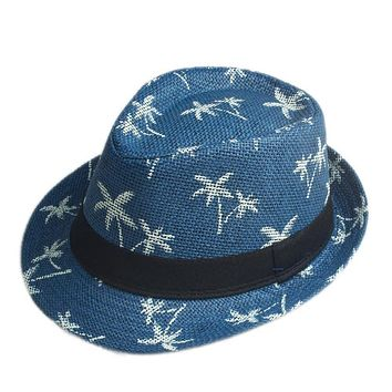 Men's Hawaiian Style Collection Hats - 4 Colors