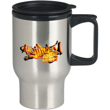 cincinnati bengals hot For Stainless Travel Mug **