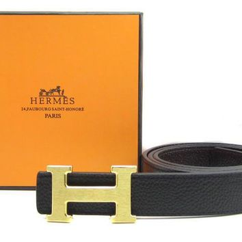 hermes H women belt