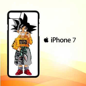 Goku Bape X Undefeated J0127 iPhone 7 Case