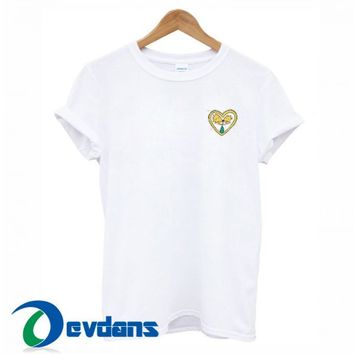 Hey Arnold Heart T Shirt Women And Men Size S To 3XL