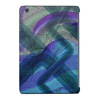 Industrial Landscape Abstract iPad Mini case