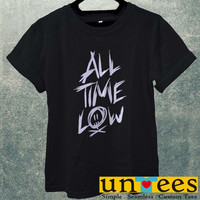 All Time Low Logo Men T Shirt