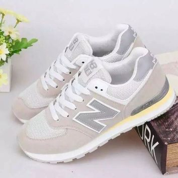 """New Balance"" Fashion Casual All-match N Words Breathable Lover Sneakers Shoes"