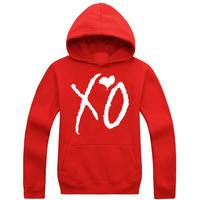 The Weeknd hoodie unisex adults size s-xxl