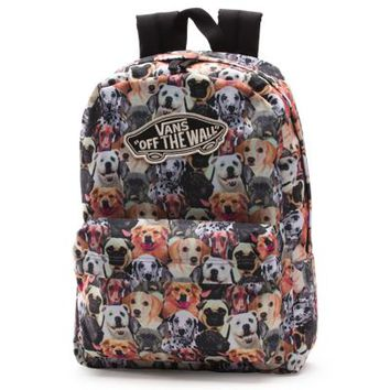 Vans x ASPCA Realm Backpack (Dogs)