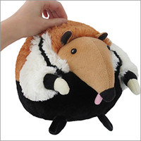 Mini Squishable Anteater II: An Adorable Fuzzy Plush to Snurfle and Squeeze!