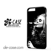 Beautiful Adele Singing DEAL-1606 Apple Phonecase Cover For Iphone 6 / 6S